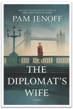 Diplomat's Wife book cover