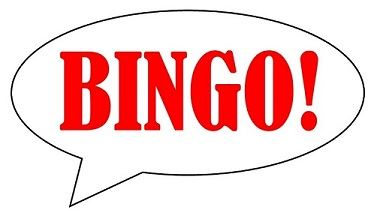 book bingo for adults starts january 1 2019 lewis clark