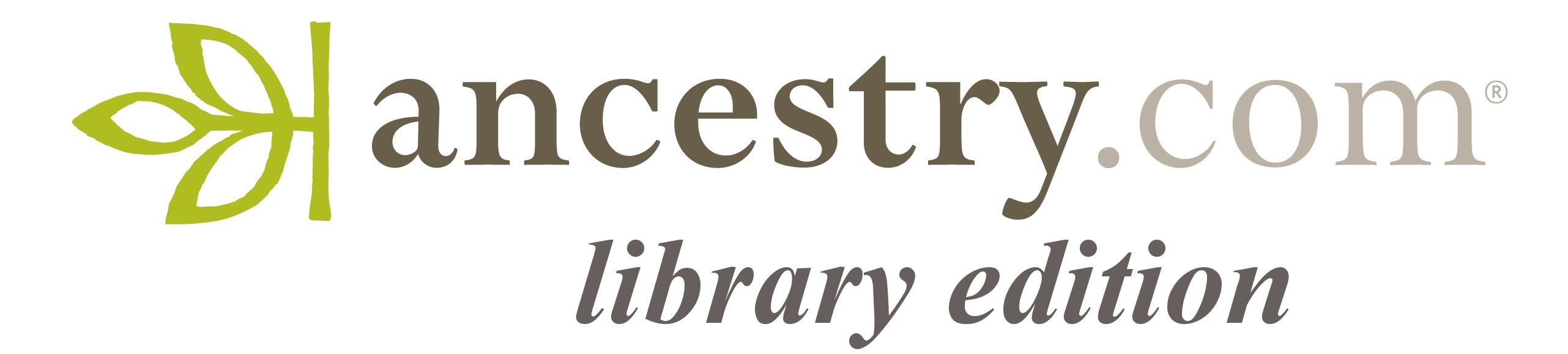 ancestry-library logo Opens in new window