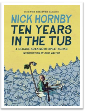 Ten Years in the Tub book cover