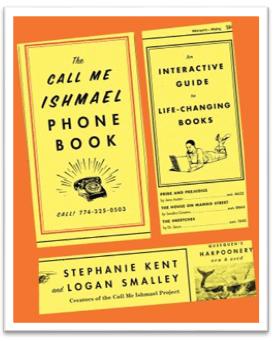 Call Me Ishmael Phone Book book cover