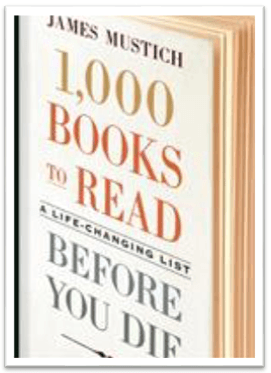 1,000 Books to Read Before You Die book cover