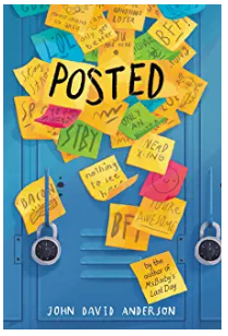 Posted book cover