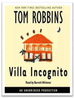 Villa Incognito audiobook cover