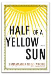 Half of a Yellow Sun book cover