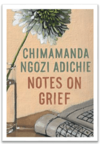Notes on Grief book cover