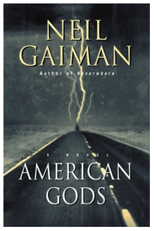 American Gods book cover