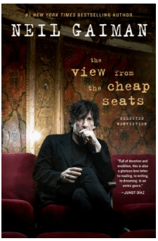 The View from the Cheap Seats book cover
